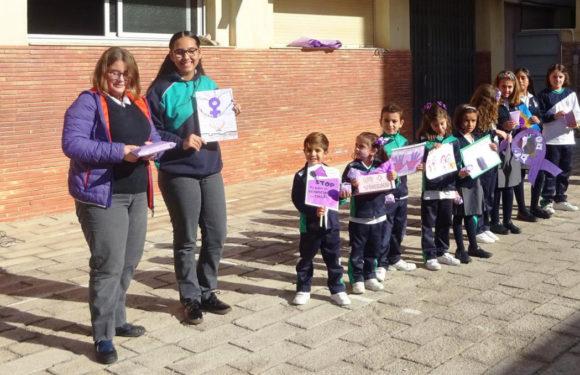 Premiados en el Concurso «Di NO a la Violencia de Género»
